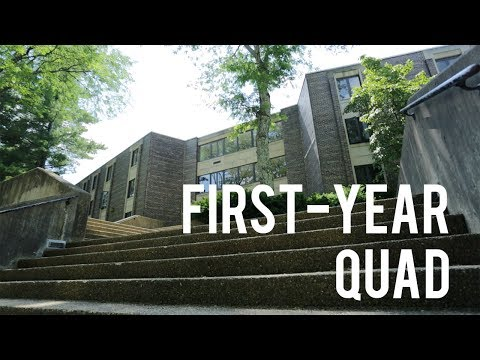 Kenyon College Virtual Tour: First-Year Quad