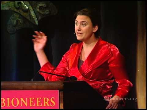 Jensine Larsen - The Electric Pulse of Women Transforming our World | Bioneers
