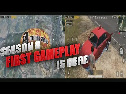 PUBG Mobile Season 8 - What's New In Season 8 - World Game