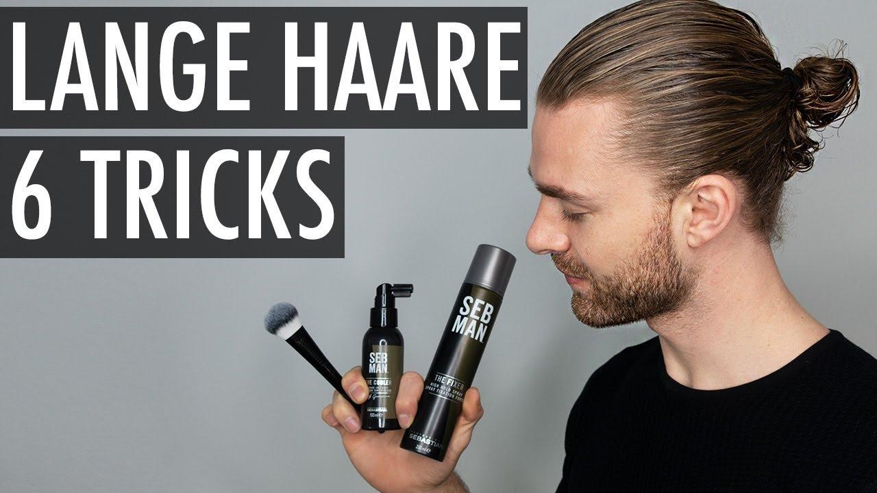 Lange Haare Stylen 6 Tricks Für Lange Haare Daniel Korte