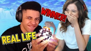 MYTH SHOWS HIS MAGIC BOOGIE BOMB IN REAL LIFE! - Fortnite FUNNY & SAVAGE Moments