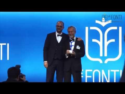 Carlo Malinconico: la cerimonia di premiazione a Le Fonti Awards 2019