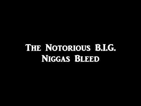The Notorious B.I.G. - Niggas Bleed (Lyrics)