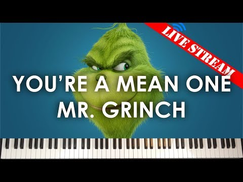 You're A Mean One Mr. Grinch (Kids Live Lesson Preview)