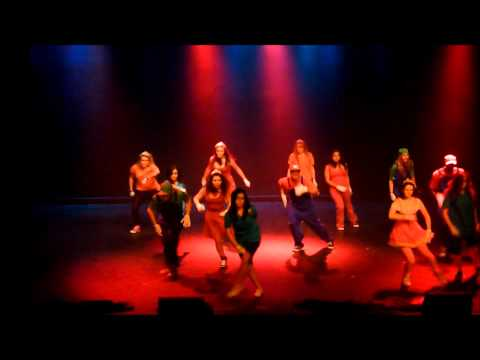 Leeds University Danceshow 2012