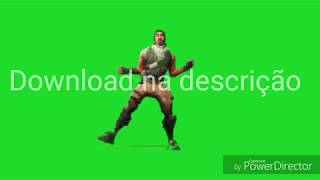 GreenScreen/Chroma Key-FORTNITE DANCES (DOWNLOAD AT DESCRIPTION) 2019!