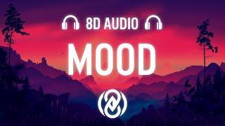 Download 24kGoldn, Justin Bieber, J Balvin, iann dior - Mood (8D AUDIO) 🎧