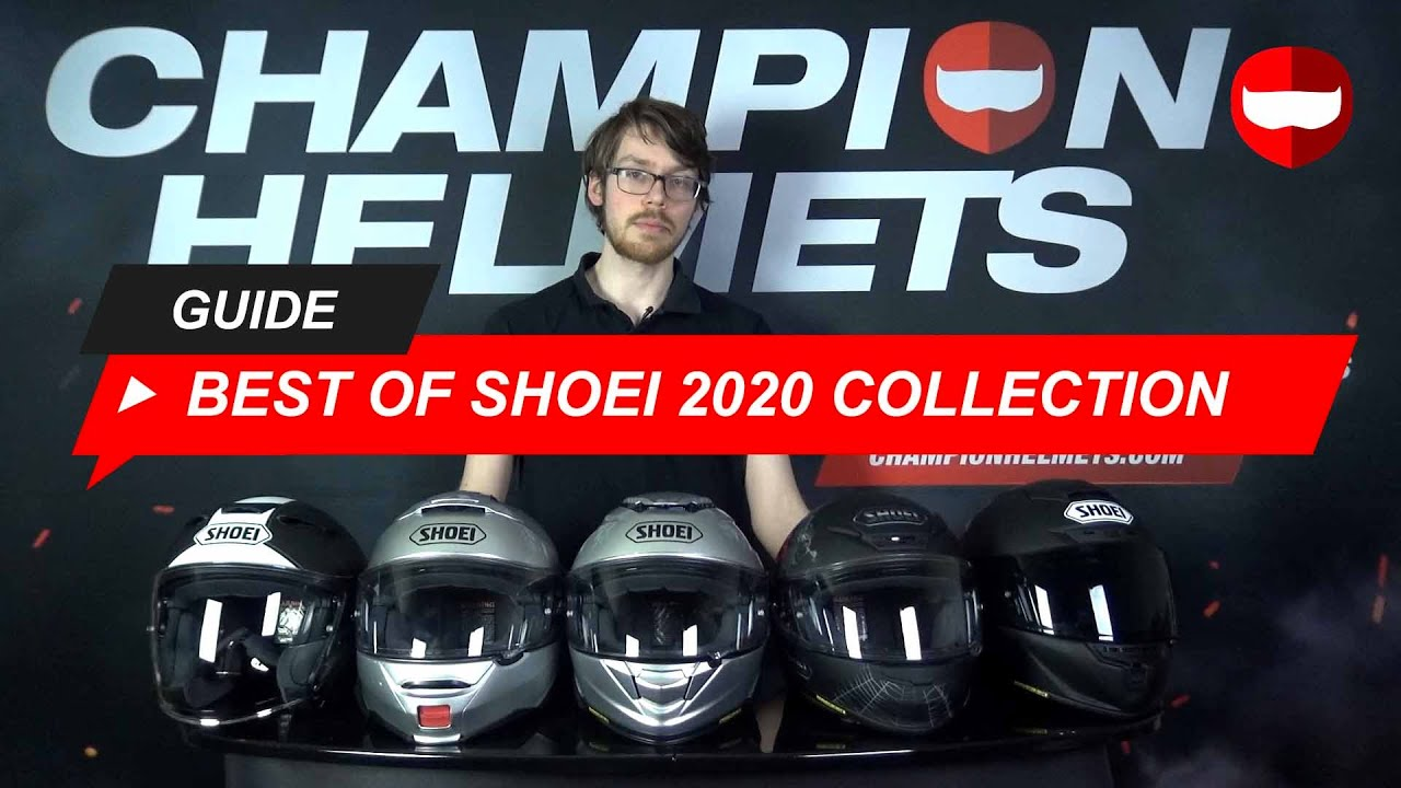 Best of Shoei Collection Road Tested By Experts