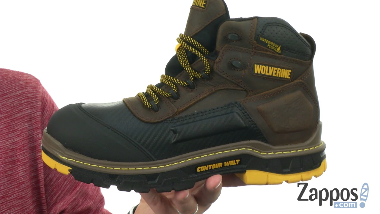 80eb9e7c989 Wolverine Overpass Mid Insulated | Zappos.com