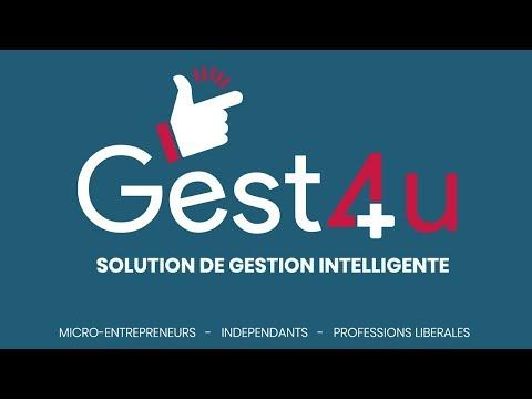 Gest4U  | Logiciel comptable pour indépendants