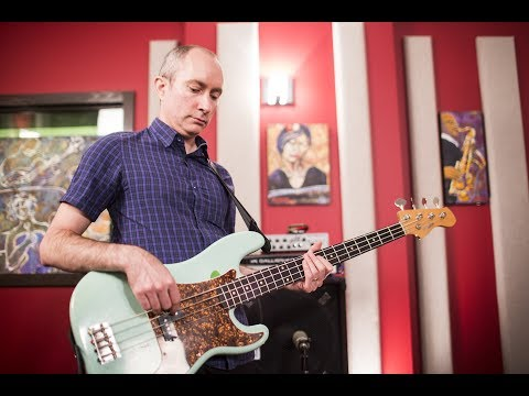 Donny McCaslin 'Lazarus' | Live Studio Session