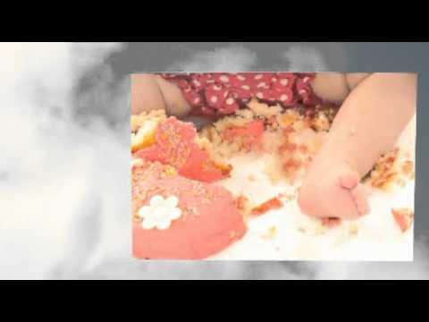 Photo Shoot Highlights , Verity , 1st Birthday Cake Smash