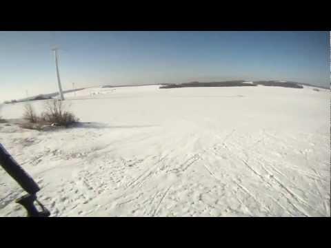 Dominik Fiedler Flysurfer Speed III 21 qm HANGTIME and Sun