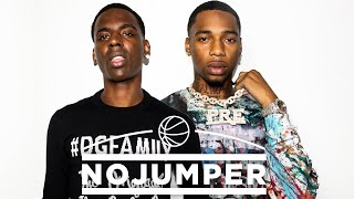 The Young Dolph & Key Glock Interview