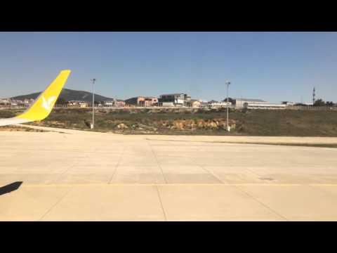 DEPARTURE ISTANBUL Sabiha Gokcen International Airport (SAW) PEGASUS AIRLINES BOEING 737-800