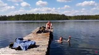 Ястребиное озеро (май 2016) часть 1
