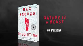 DEVOLUTION by Max Brooks | Book Trailer