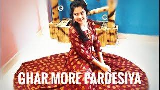 Ghar More Pardesiya - KALANK | ALIA BHATT HOOK STEP | STICK TO DANCE