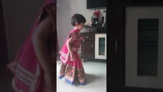 Zinghat dance for Navaratri