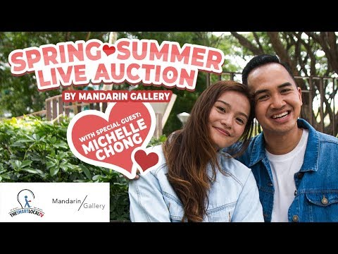 TSL x Mandarin Gallery Spring - Summer Live Auction | TSL LIVE - Ep 3