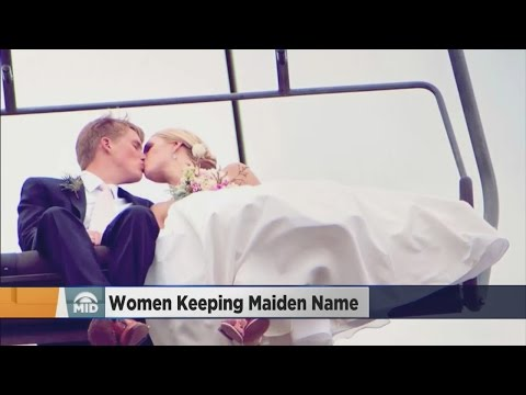 WCCO Viewers Weigh In On Maiden Names