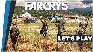 [LETS PLAY] Een eerste blik op Far Cry 5!