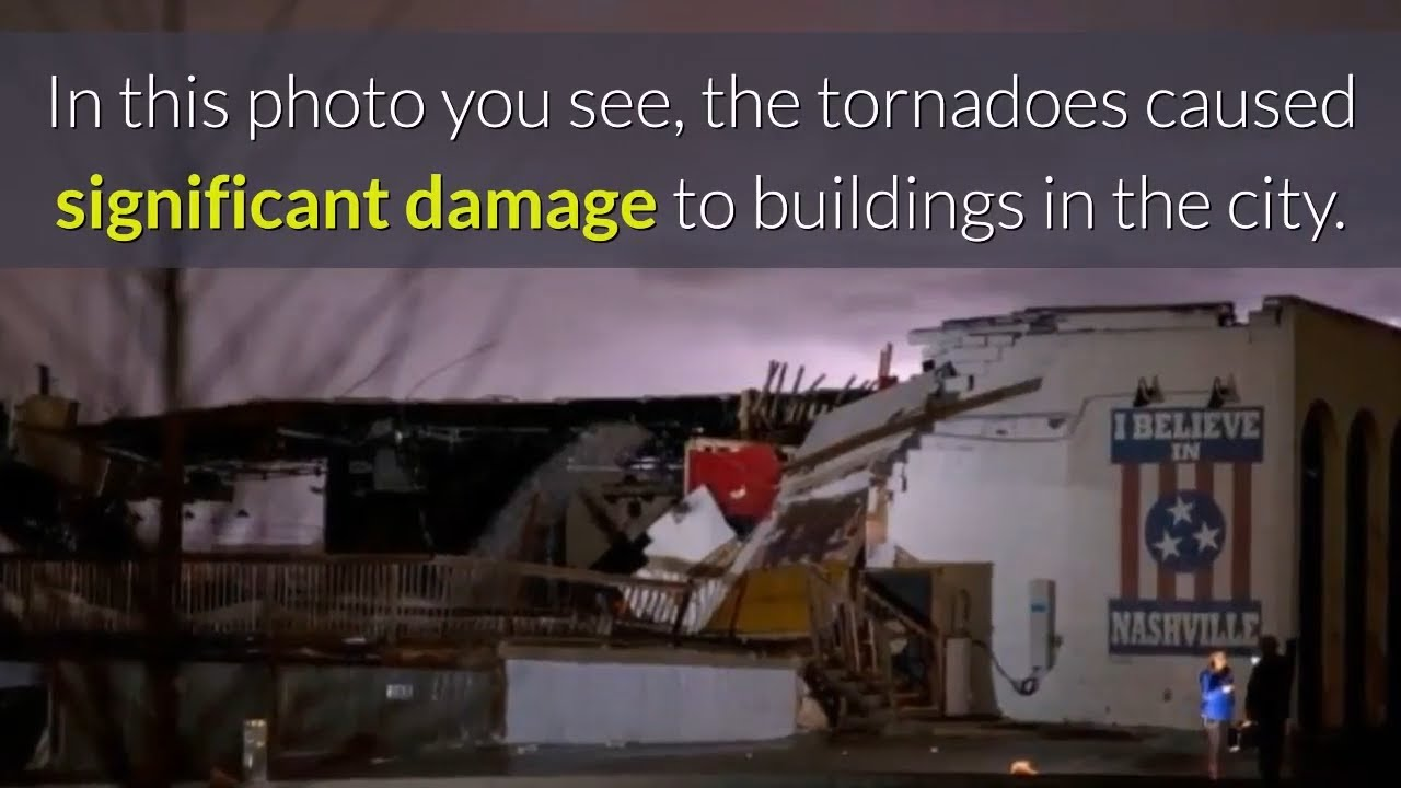 Tornadoes In Tennessee Kill At Least 22, Cause Widespread ...