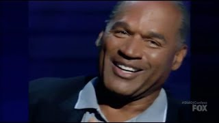 O.J. Simpson Laughs While Confessing to Murdering Wife Nicole Brown & Ron Goldman