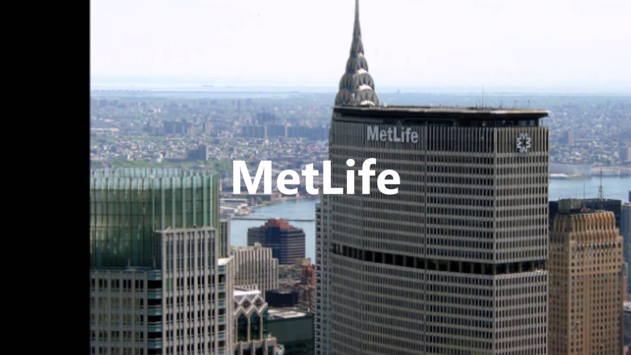 Metlife Life Insurance >> Metlife Life Insurance Company Youtube