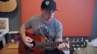 Hard Rock Bottom of Your Heart - Randy Travis (Beginner Guitar Lesson)