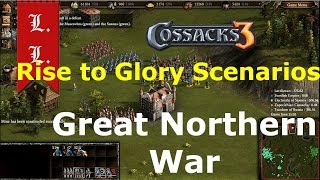 Cossacks 3 - Rise to Glory - Scenarios - Great Northern War - Swedish Empire 1/2
