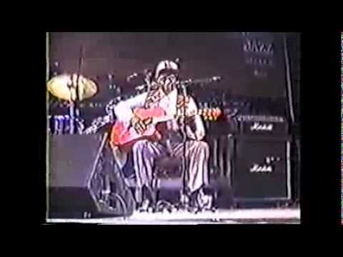 """David """"Honeyboy"""" Edwards - Live @ The Montreal Jazz Festival in 1998! Full show Pt 1 of 2!"""