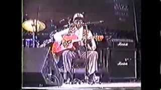 "David ""Honeyboy"" Edwards - Live @ The Montreal Jazz Festival in 1998! Full show Pt 1 of 2!"