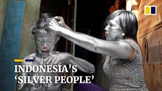 Indonesia's 'silver People' Strive To Make A Living
