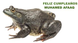 Muhamed Afaaq   Animals & Animales - Happy Birthday