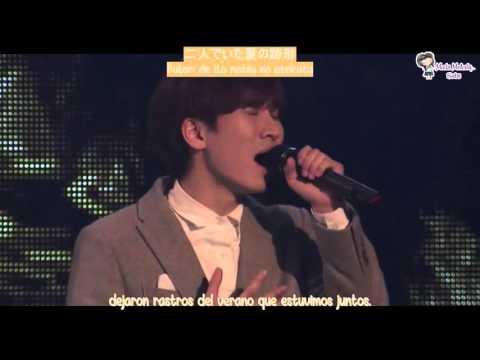 (Esp) BTOB - Tear-colored Sky/Namida Iro No Sora (涙色の空) Live