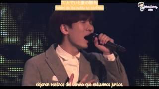 Video (Esp) BTOB - Tear-colored Sky/Namida Iro No Sora (涙色の空) Live download MP3, 3GP, MP4, WEBM, AVI, FLV Agustus 2018