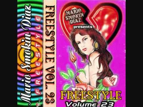 Freestyle Vol 23 - Mario Smokin Diaz Chicago Heartthrob Mix Hot Mix 5
