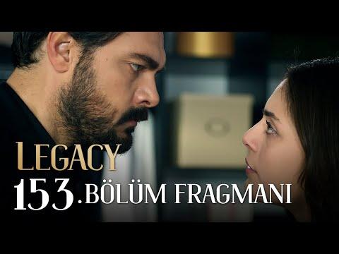 Emanet 153. Bölüm Fragmanı | Legacy Episode 153 Promo (English & Spanish subs)