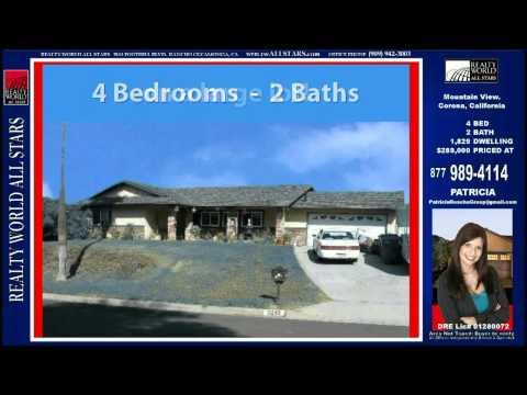 Mountainview Home in Corona by Realty World ALL STARS Patricia Rocha rwallstars
