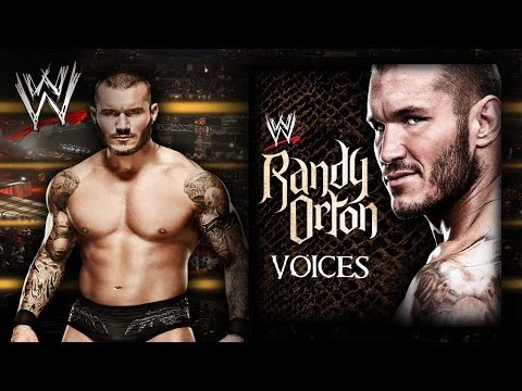 WWE: Voices Randy Orton Exit Version Theme Song + AE Arena Effect