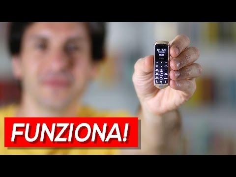 Basta Phablet! LONG-CZ J8 il cellulare più piccolo al mondo | HDblog