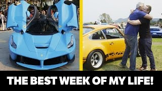 Hypercars, Retro Racers & Awesome Owners Made Monterey The Best Week Of My Life