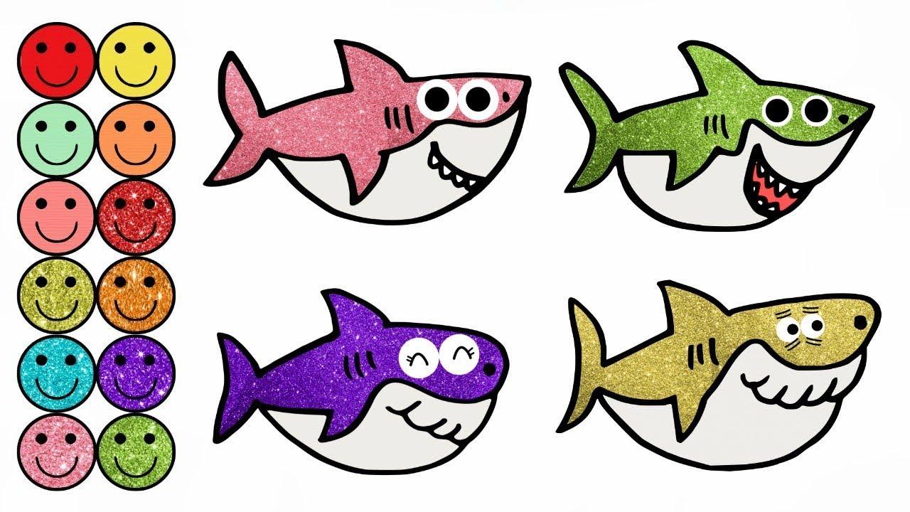Dibujos para colorear para niños de 3 a 5 años | Glitter ...