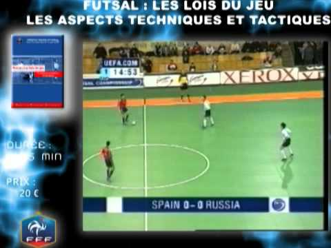 Popular Laws of the Game & Futsal videos
