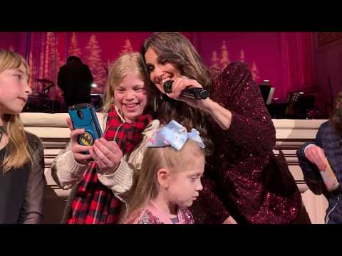 "Idina Menzel - ""Let It Go"" Live At Carnegie Hall Dec 11, 2019"
