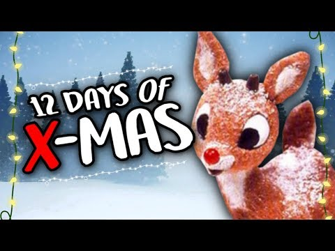 🔴 RUDOLPH THE RED-NOSED REINDEER! [Nintendo DS] | 12 Days of Christmas Live Streams - Day 6