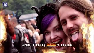 Video pozvánka - MASTERS OF ROCK 2018