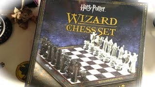 Wizard Chess Set Harry Potter (Noble collection)