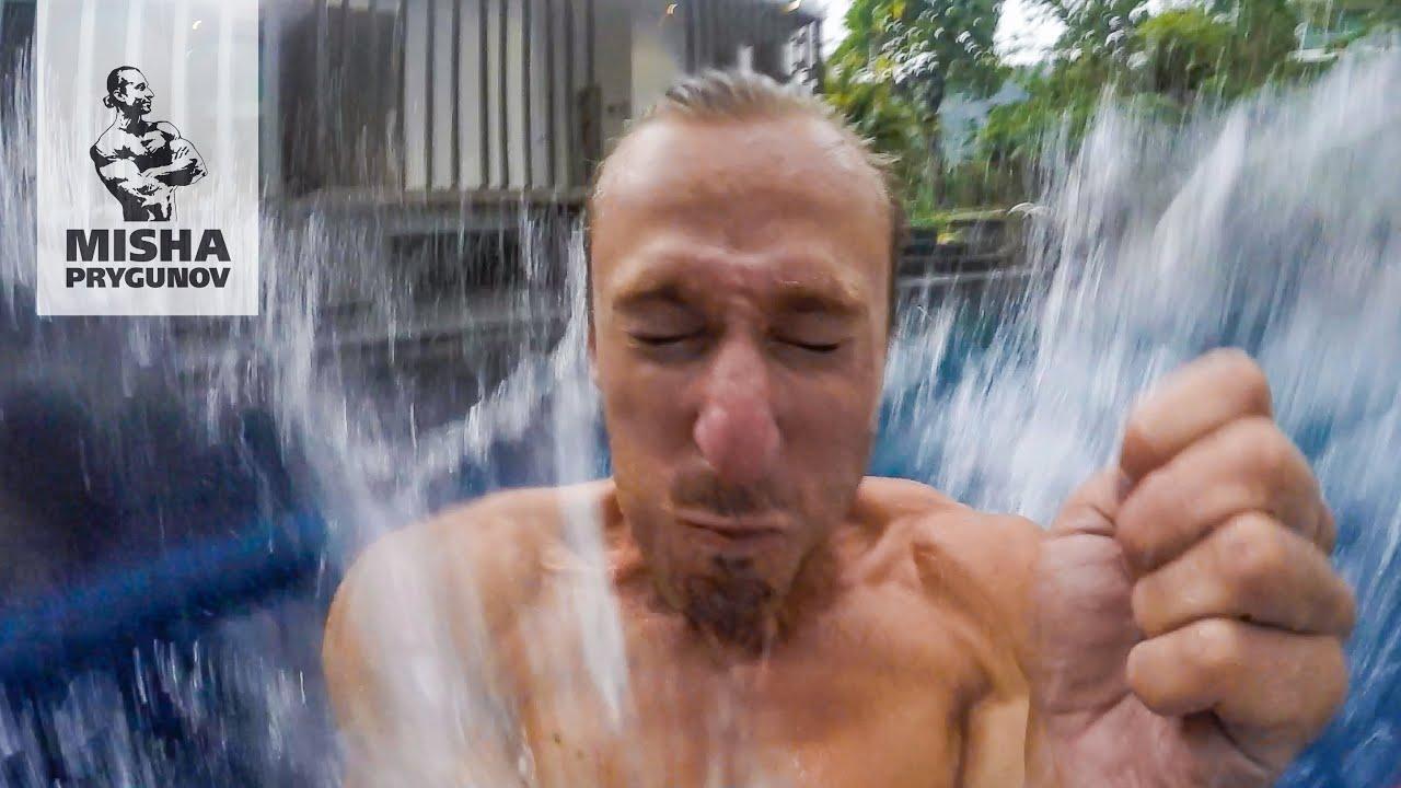 Прыгуновы на Пхукете #8! ДЕНЬГИ, ночная жизнь, как сохранить форму, массаж, дождь!